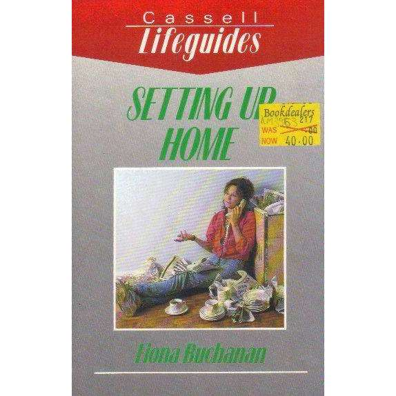 Bookdealers:Setting up home | Fiona Buchanan