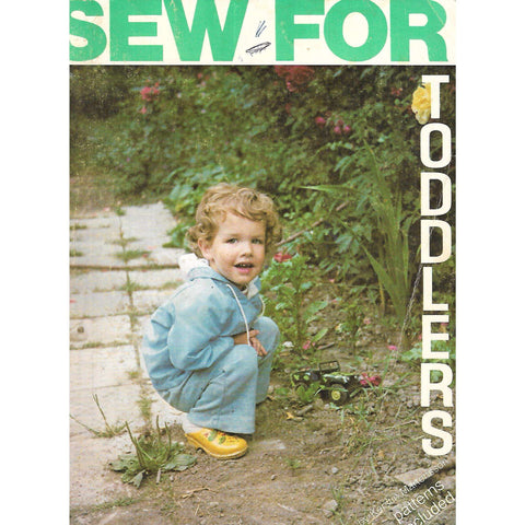 Sew for Toddlers (Patterns Included) | Kerstin Martensson