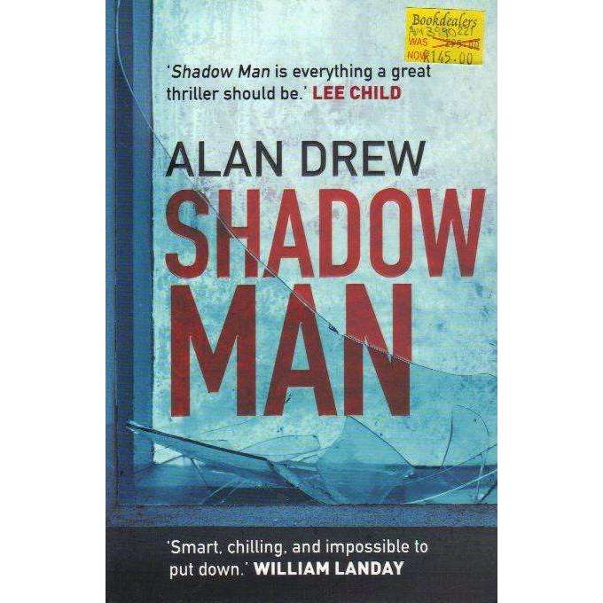 Bookdealers:Shadow Man | Alan Drew