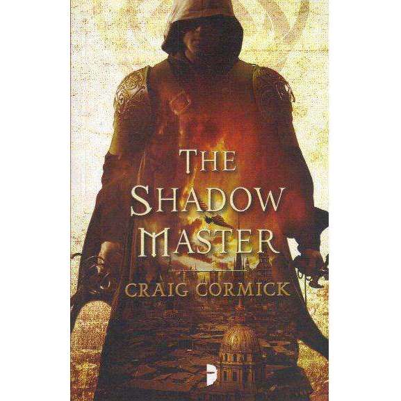 Bookdealers:Shadow Master | Craig Cormick