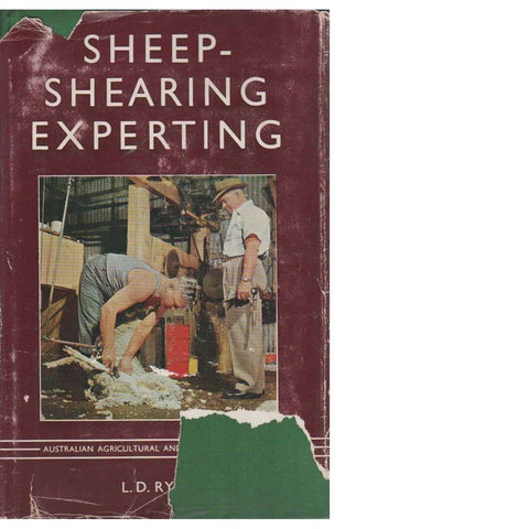 Sheep-Shearing Experting | L.D. Ryan