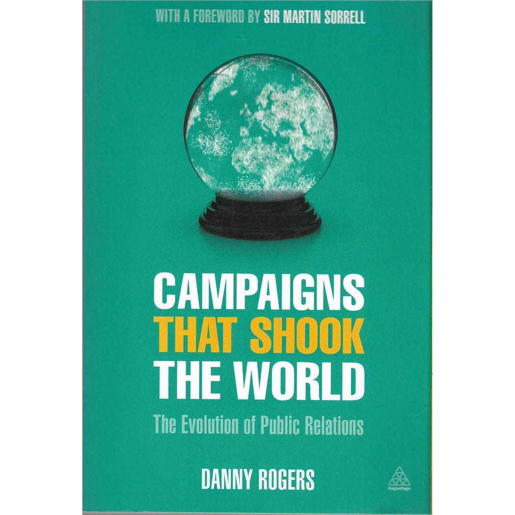 Bookdealers:Campaigns that Shook the World | Danny Rogers