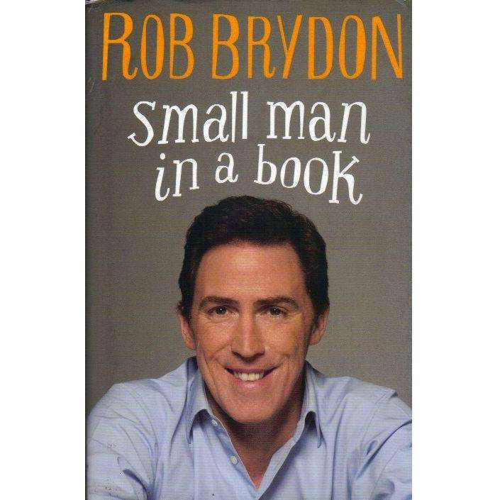 Bookdealers:Small Man in a Book | Rob Brydon