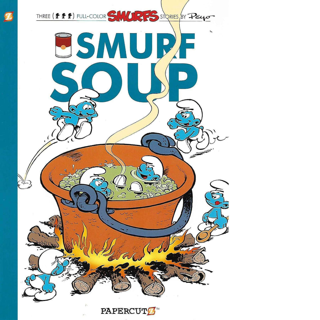 Bookdealers:Smurf Soup: (Graphic Novel) | Peyo, Y Delporte, E Joe Johnson