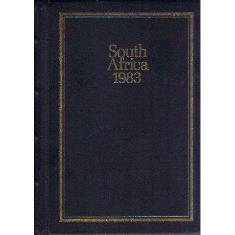 South Africa 1983 Official Yearbook of the Republic of South Africa (Special Deluxe Leather Binding) | Editor: Bettie van Wyk