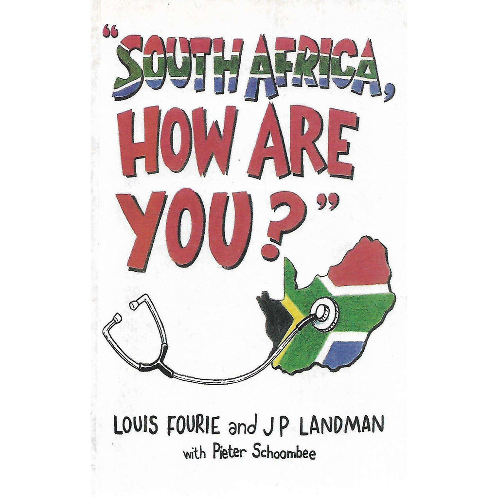 "Bookdealers:""South Africa, How Are You?"" (Inscribed by Co-Author) 