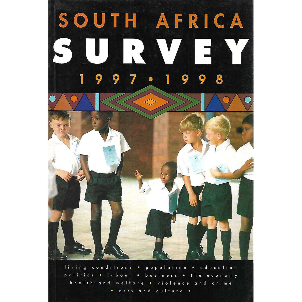 Bookdealers:South Africa Survey 1997/1998