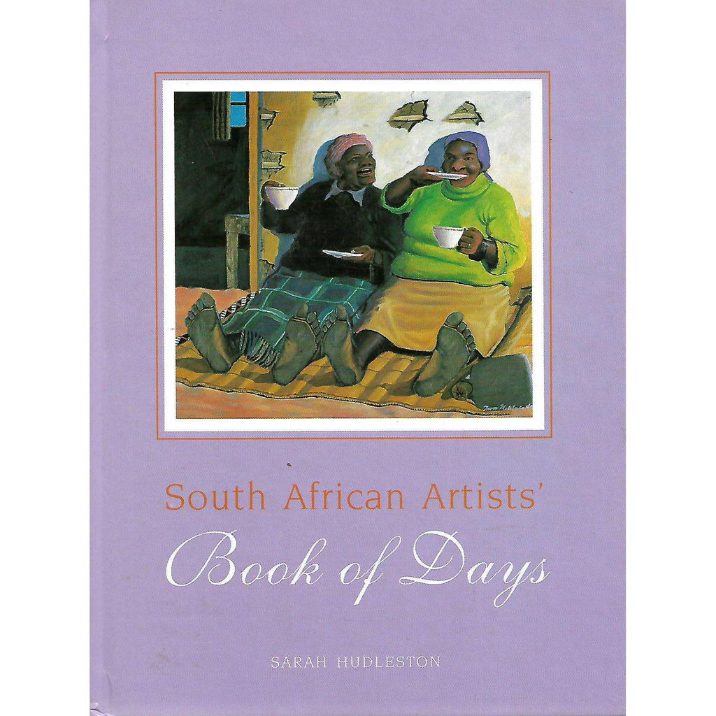 Bookdealers:South African Artists' Book of Days | Sarah Huddleston