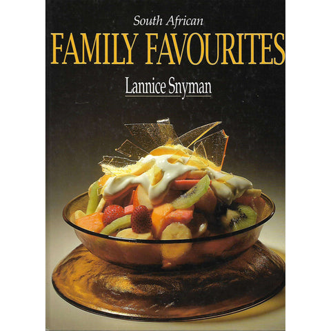 South African Family Favourites | Lannice Snyman