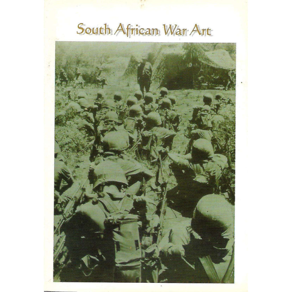Bookdealers:South African War Art: A Military Heritage | C. Kruger and A. Sinclair