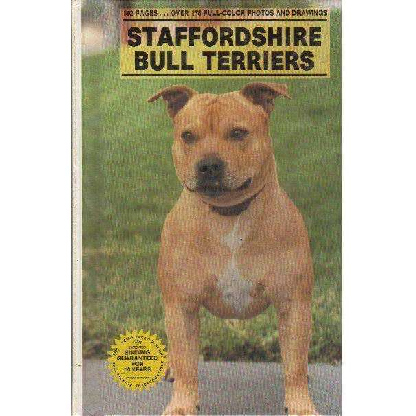 Bookdealers:Staffordshire Bull Terriers | Editorial Staff of TFH Publications