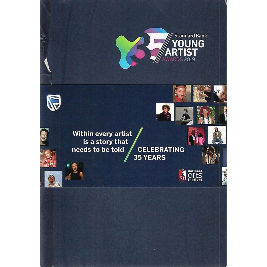 Bookdealers:Standard Bank Young Artist Award (6 Notebooks)