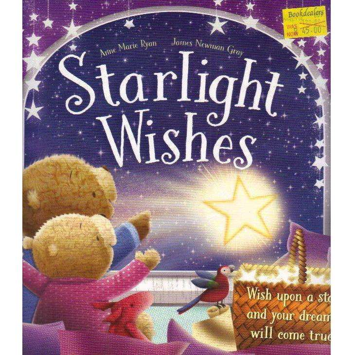 Bookdealers:Starlight Wishes | Anne Marie Ryan, James Newman Gray