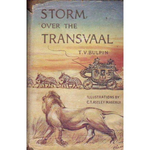 Storm Over the Transvaal (Signed by the Author) | T.V. Bulpin