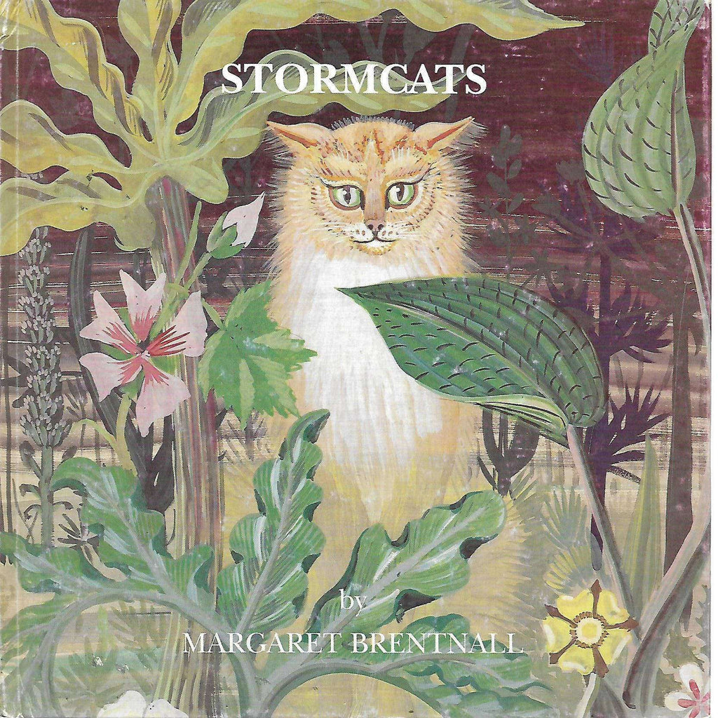 Bookdealers:Stormcats (With Hand-Written Signed Letter From the Illustrator) | Margaret Brentnall