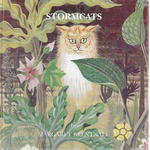 Stormcats (With Hand-Written Signed Letter From the Illustrator) | Margaret Brentnall