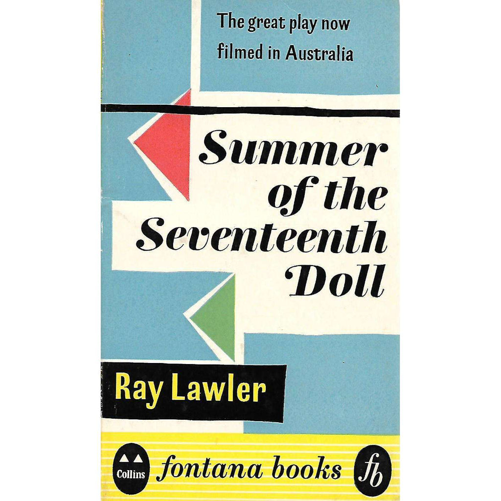 Bookdealers:Summer of the Seventeenth Dot | Ray Lawler