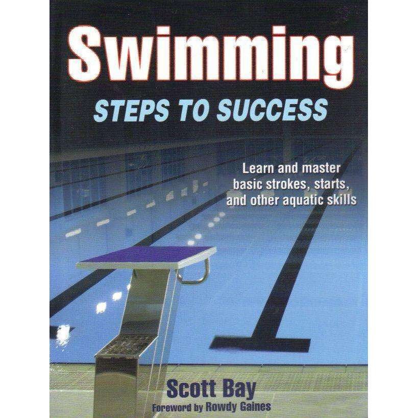 Bookdealers:Swimming: Steps to Success | Scott Bay
