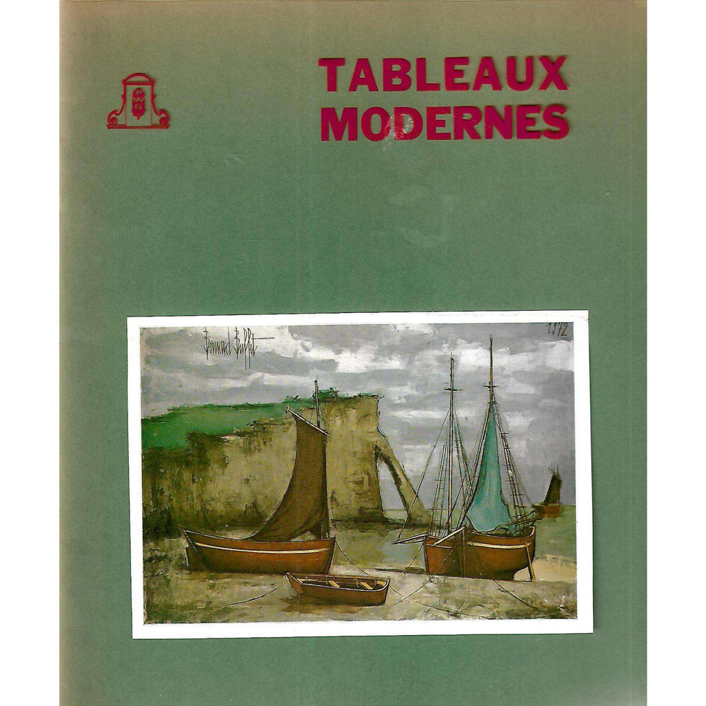 Bookdealers:Tableaux Modernes (Catalogue of Works Exhibited in Paris and Johannesburg, 1973)