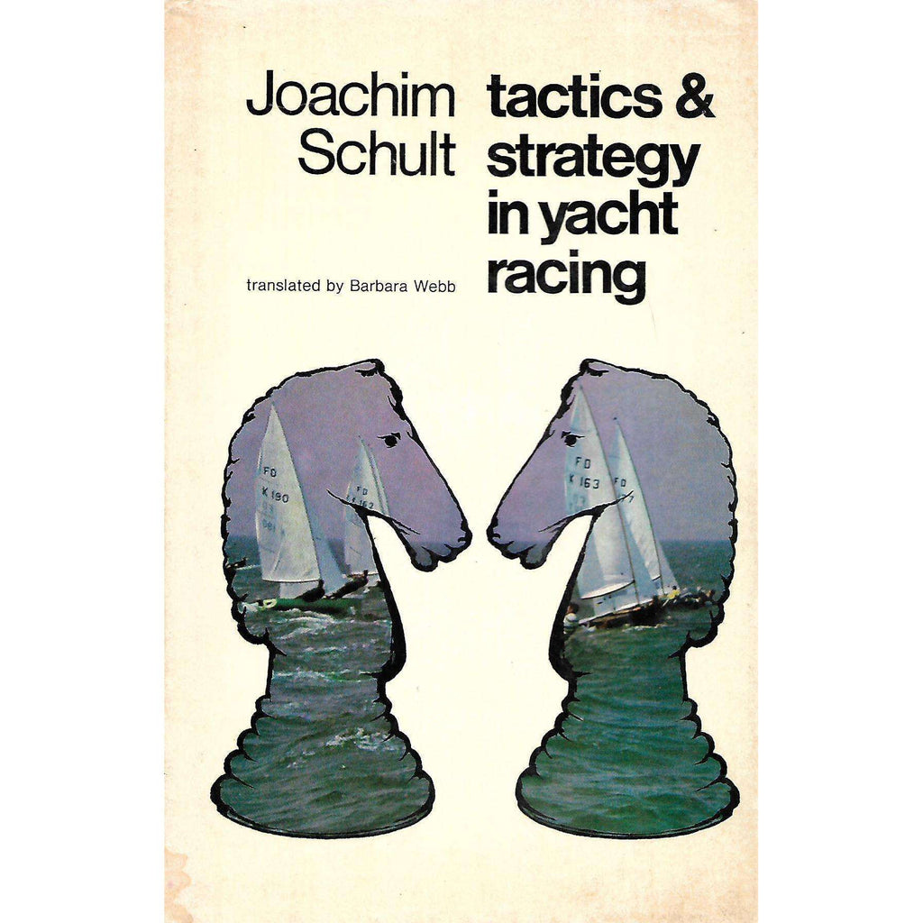 Bookdealers:Tactics & Strategy in Yacht Racing | Joachim Schult