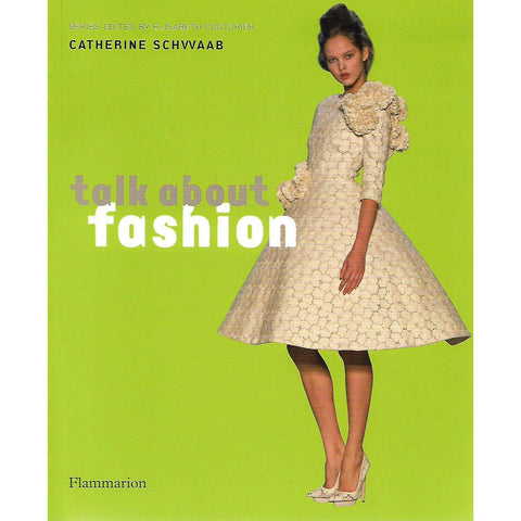 Talk About Fashion | Catherine Schwaab