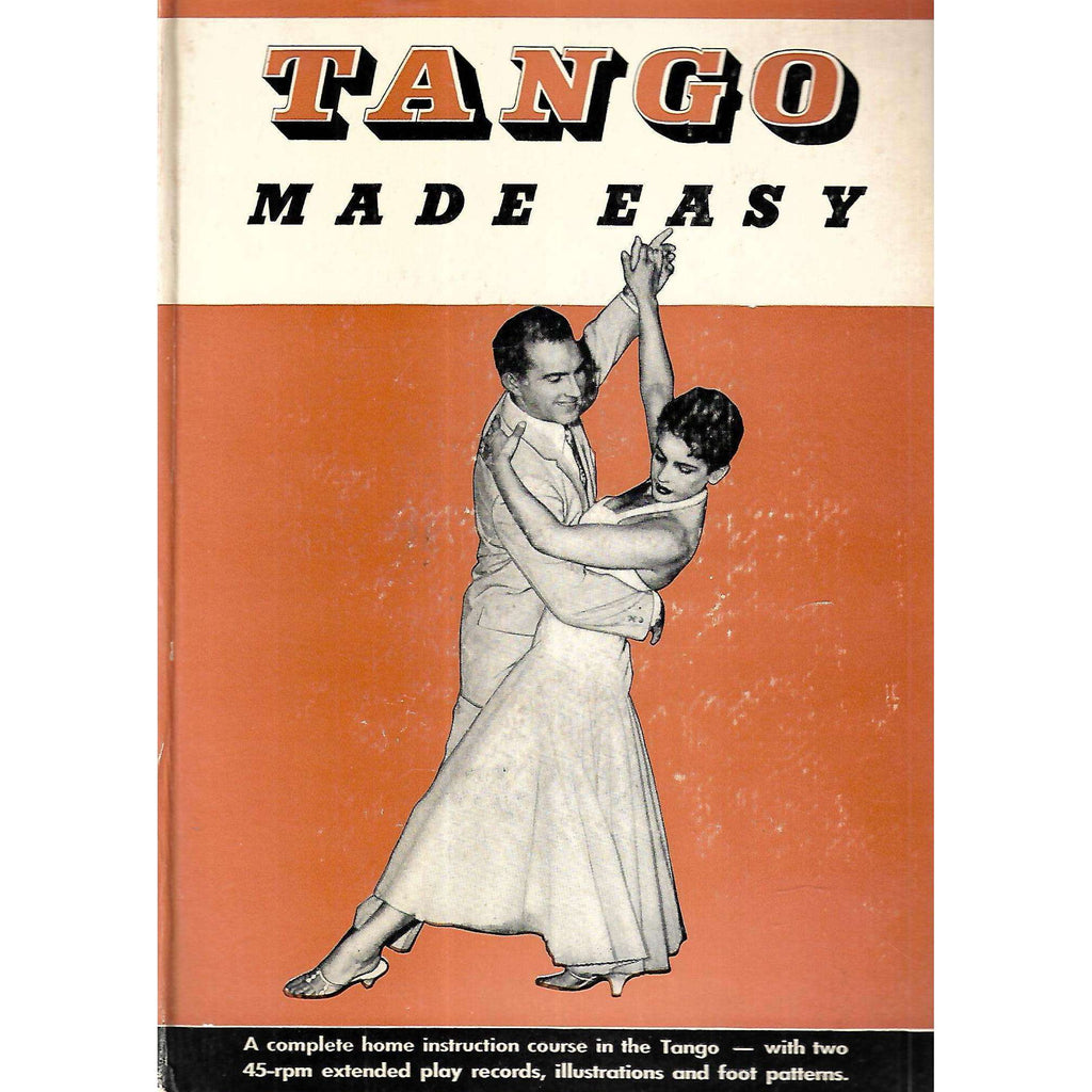 Bookdealers:Tango Made Easy (Includes Two 45rpm Records)