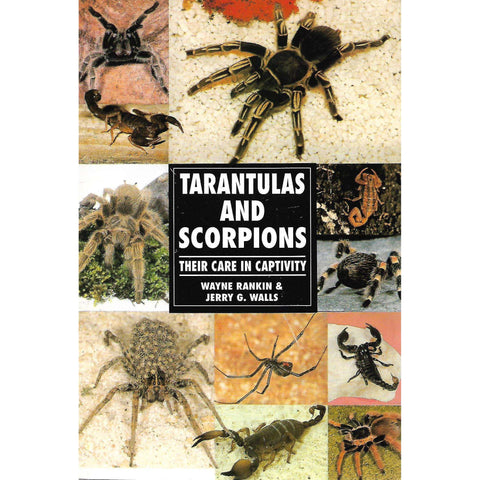 Tarantulas and Scorpions: Their Care in Captivity | Wayne Rankin and Jerry G. Walls