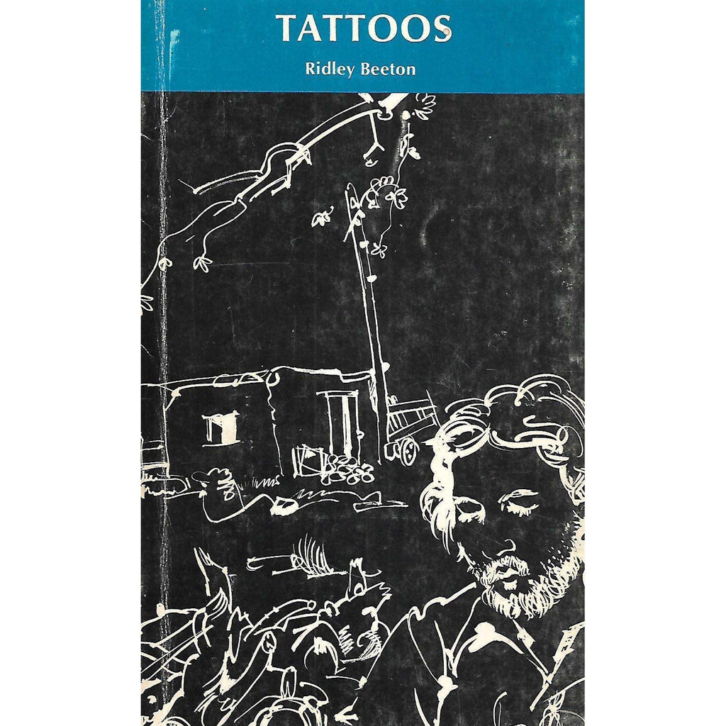 Bookdealers:Tattoos (Cover Artwork by Walter Battiss) | Ridley Beeton