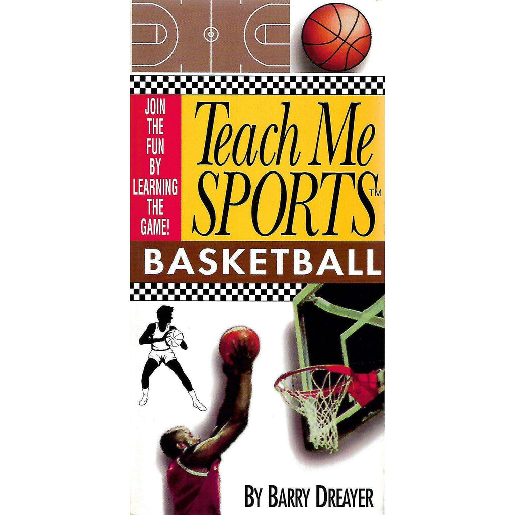 Bookdealers:Teach Me Sports: Basketball | Barry Dreayer