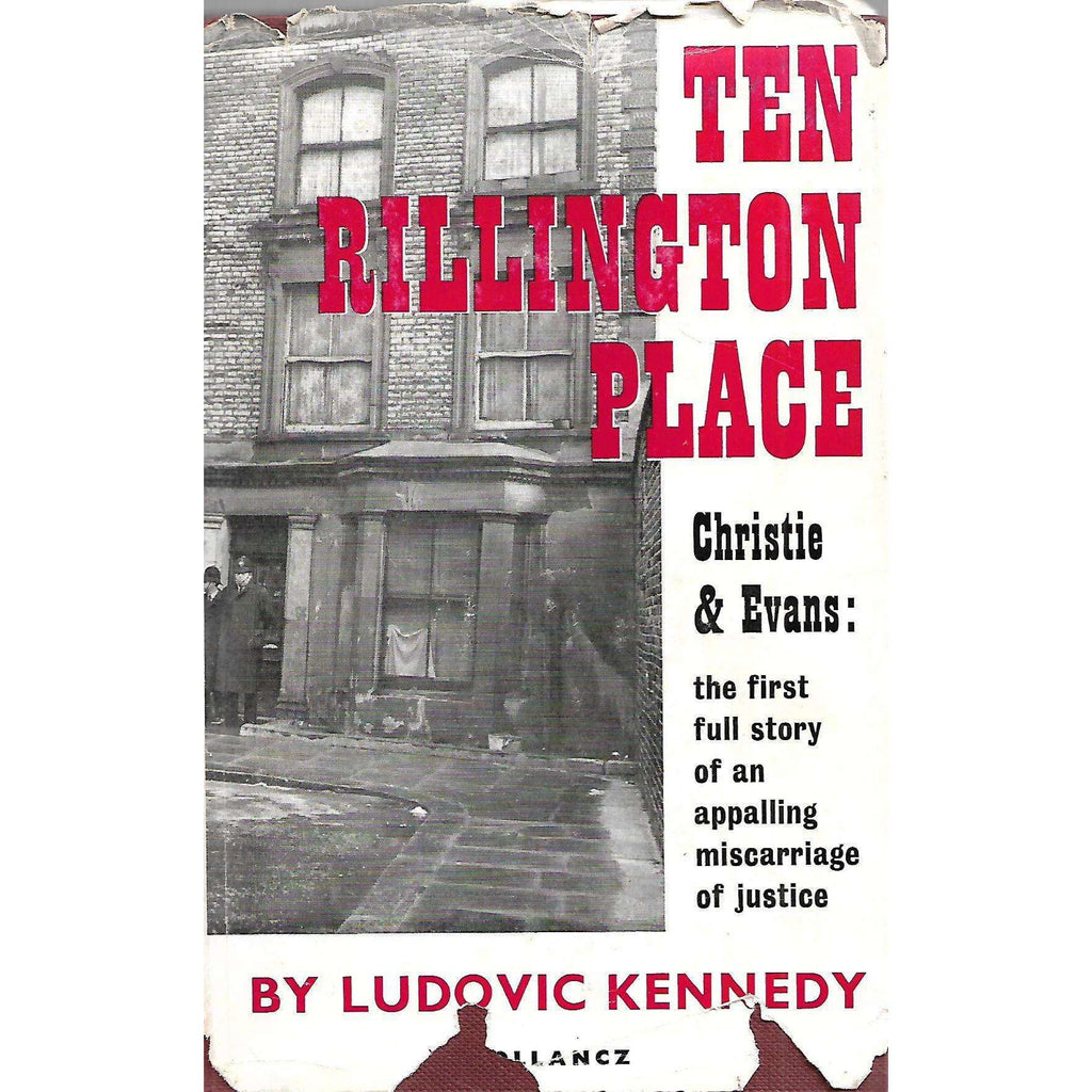 Bookdealers:Ten Rillington Place | Ludovic Kennedy