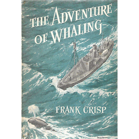 The Adventure of Whaling | Frank Crisp