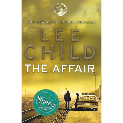 The Affair | Lee Child (Signed by the Author)