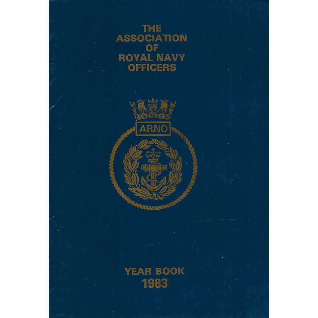 Bookdealers:The Association of Royal Navy Officers Year Book 1983
