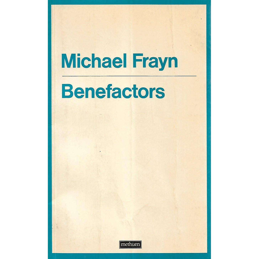 Bookdealers:The Benefactors | Michael Frayn