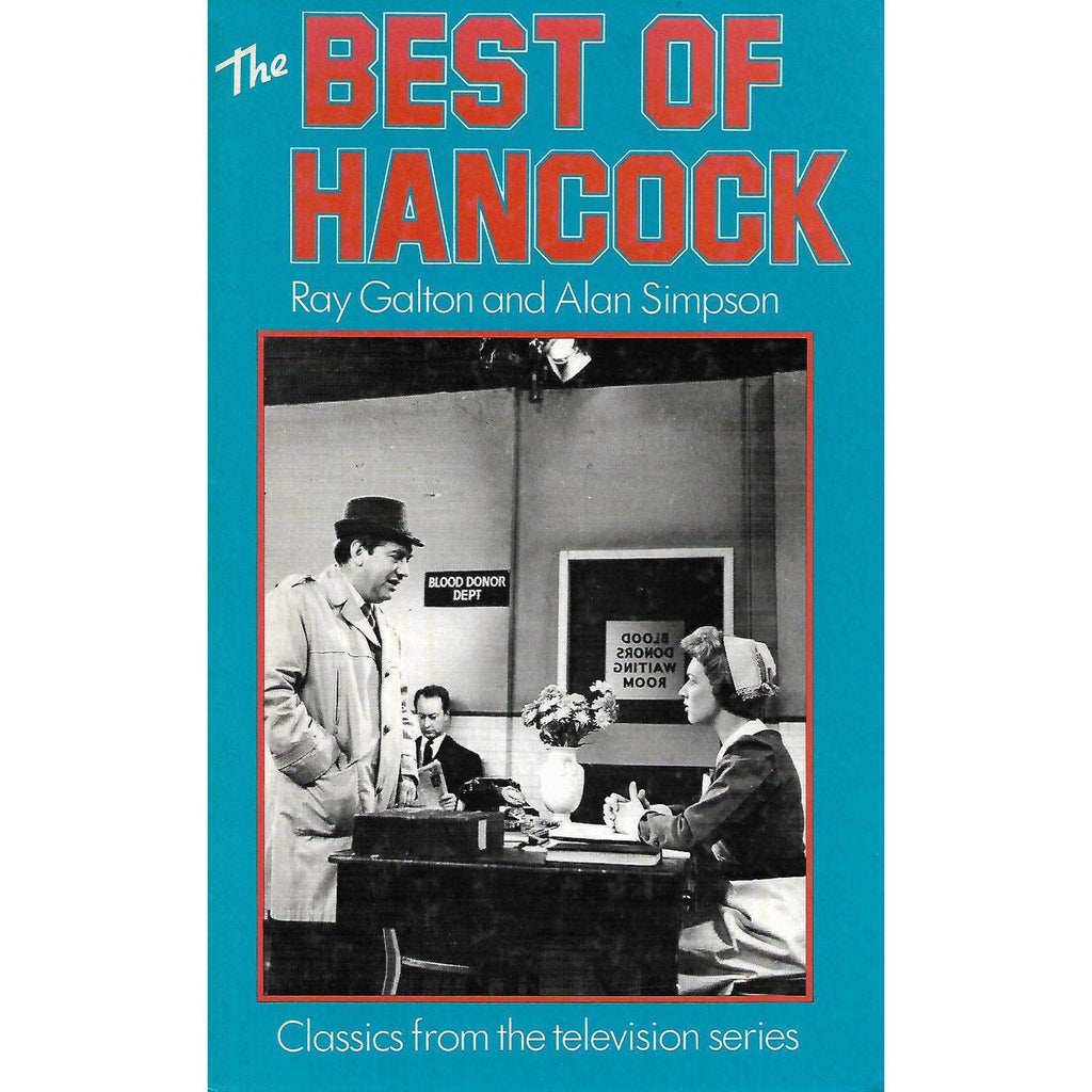Bookdealers:The Best of Hancock | Ray Galton and Alan Simpson