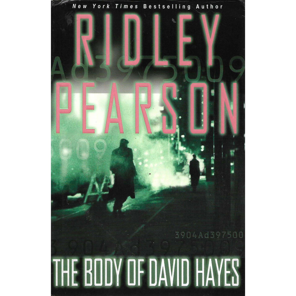 Bookdealers:The Body of David Hayes | Ridley Pearson