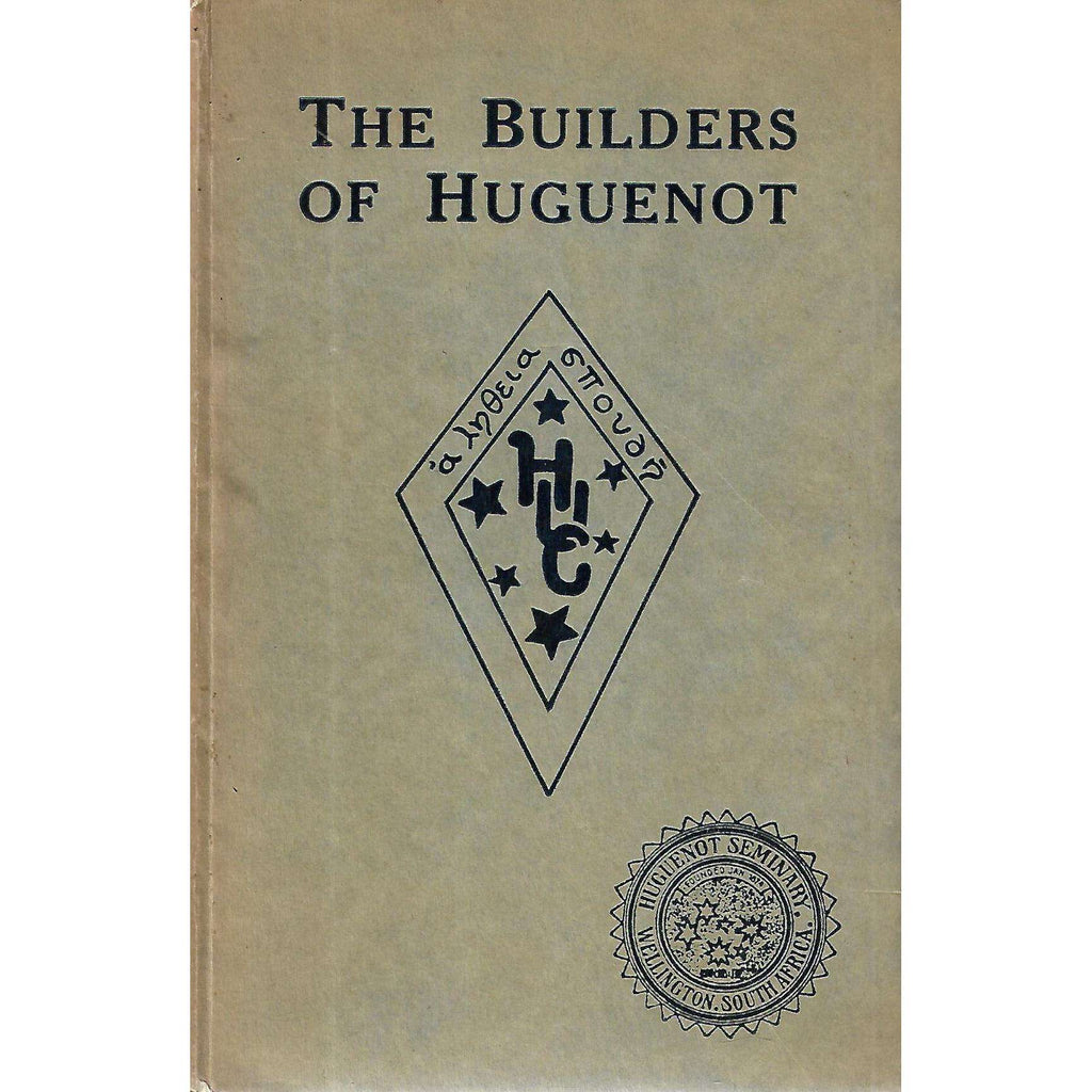 Bookdealers:The Builders of Hugenot | G. P. Ferguson