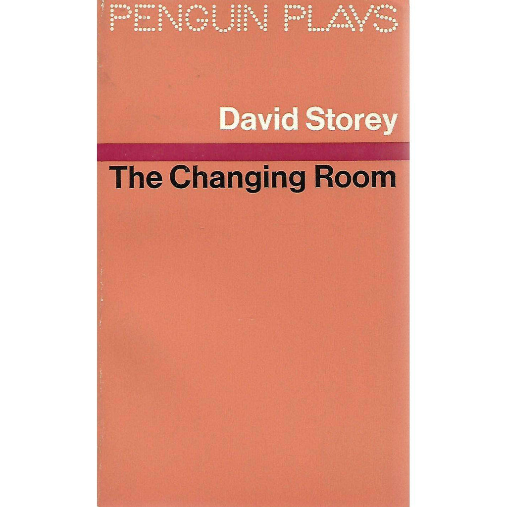 Bookdealers:The Changing Room | David Storey