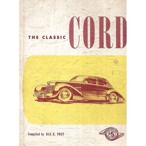 The Classic Cord | Dan R. Post