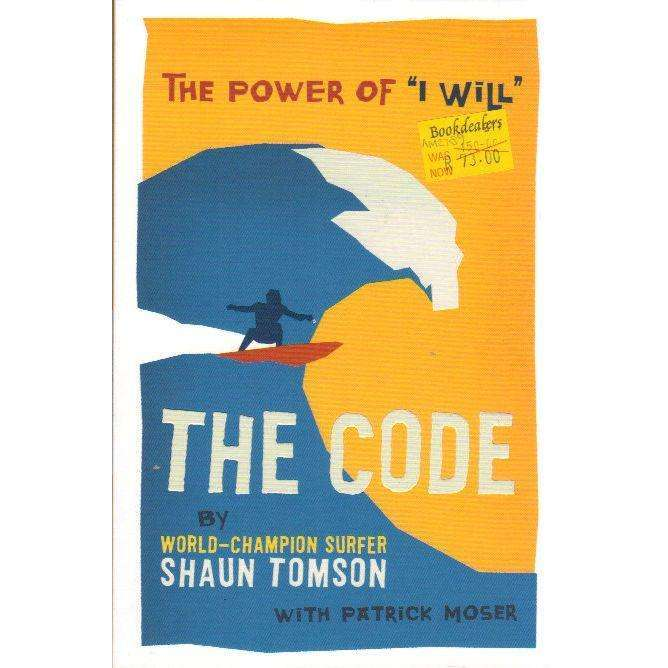 "Bookdealers:The Code - The Power Of ""I Will"" 