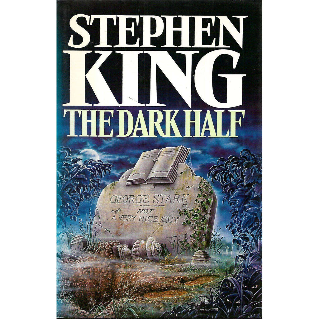 Bookdealers:The Dark Half | Stephen King