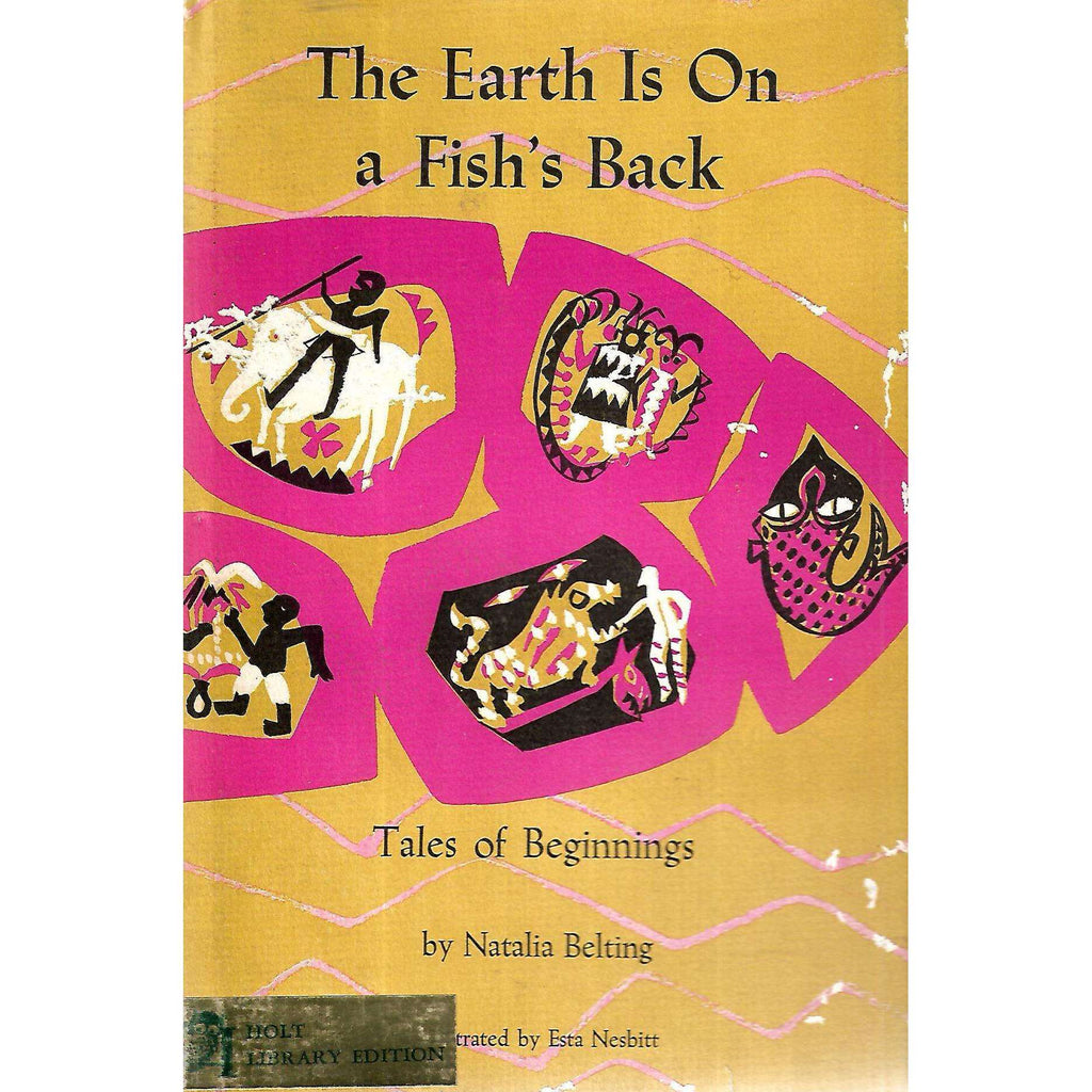 Bookdealers:The Earth is On a Fish's Back: Tales of Beginnings | Natalia Belting