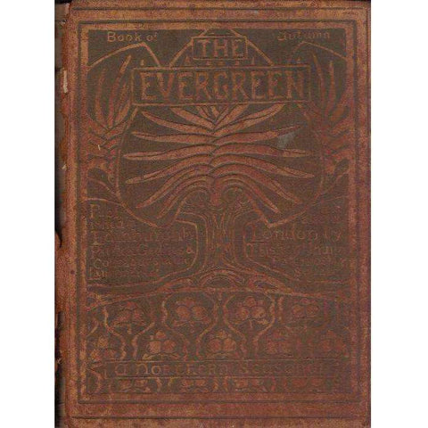 The Evergreen: A Northern Seasonal: The Book of Autumn | Patrick Geddes and Colleagues