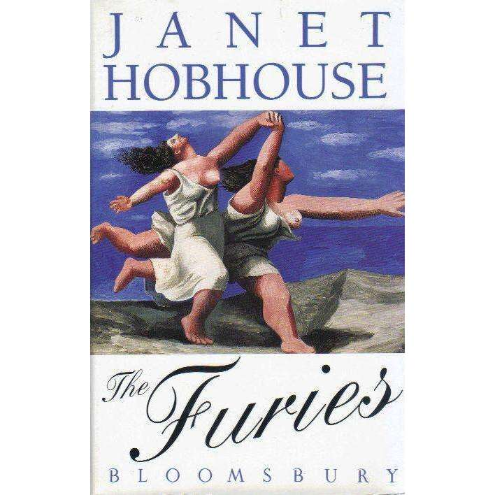 Bookdealers:The Furies | Janet Hobhouse