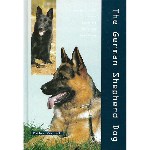 The German Shepherd Dog | Esther Verhoef