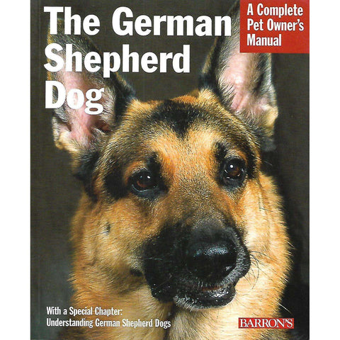 The German Shepherd Dog | Horst Hegewald-Kawich & Ginny Altman