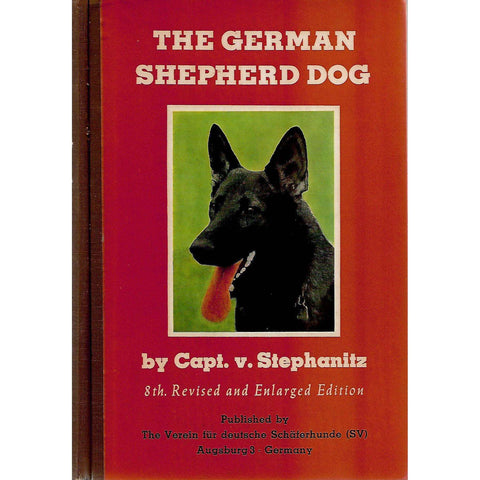 The German Shepherd Dog | Max von Stephanitz