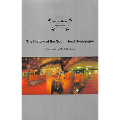 The History of the South Head Synagogue | Mark Braham