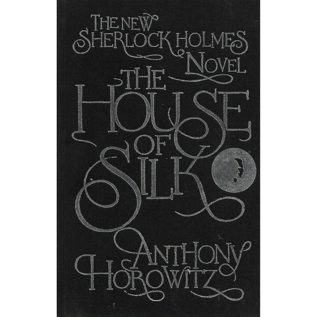 Bookdealers:The House of Silk (Limited Edition Proof Signed and Dedicated by Author) | Anthony Horowitz