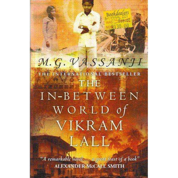 Bookdealers:The In-Between World of Vikram Lall | M G Vassanji